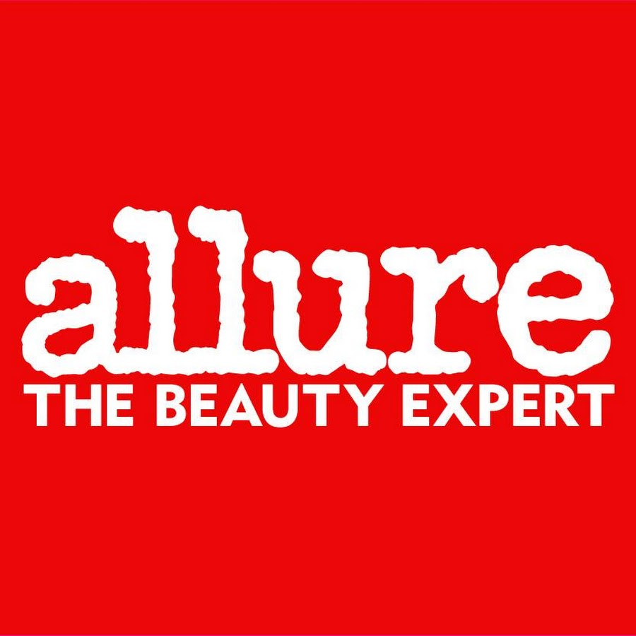 allure logo with text :the beauty expert: